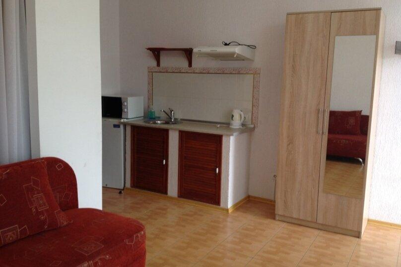2-х комнатный, улица Ленина, 146, Коктебель - Фотография 5