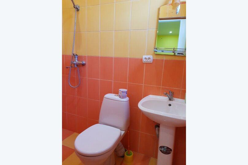 Четырехместный с кухней, душем и туалетом, улица Шевченко, 14, Геленджик - Фотография 8