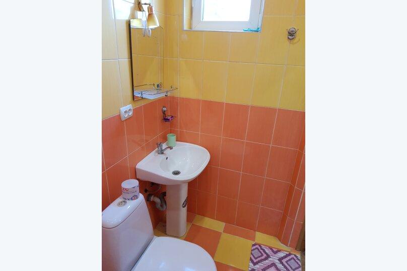 Четырехместный с кухней, душем и туалетом, улица Шевченко, 14, Геленджик - Фотография 9