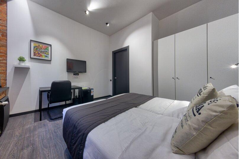 2-комнатный номер Комфорт, улица Писарева, 18, Санкт-Петербург - Фотография 8