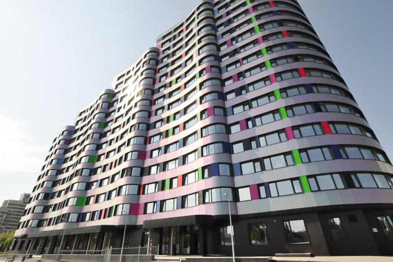 1-комн. квартира, 35 кв.м. на 4 человека, улица Степана Разина, 2, Екатеринбург - Фотография 4