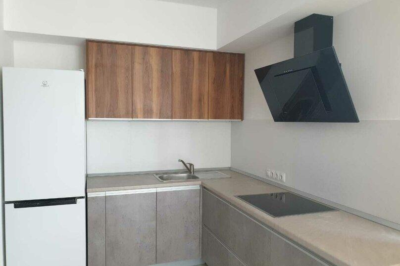 3-комн. квартира, 72.5 кв.м. на 5 человек, улица Авроры, 64, Восход, Ялта - Фотография 2