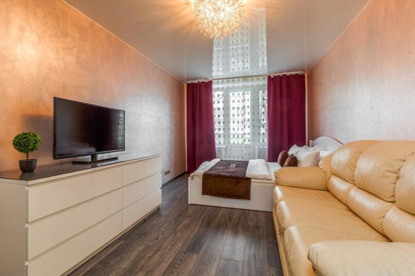 1-комн. квартира, 35 кв.м. на 2 человека, Профсоюзная улица, 110к2, Москва - Фотография 2