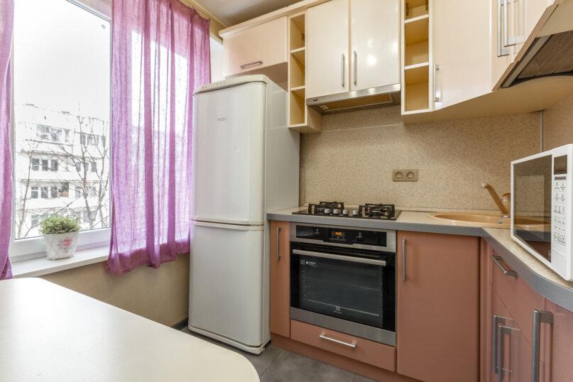 1-комн. квартира, 35 кв.м. на 2 человека, Профсоюзная улица, 110к2, Москва - Фотография 3
