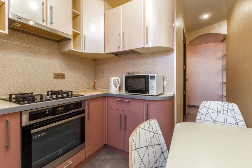 1-комн. квартира, 35 кв.м. на 2 человека, Профсоюзная улица, 110к2, Москва - Фотография 4
