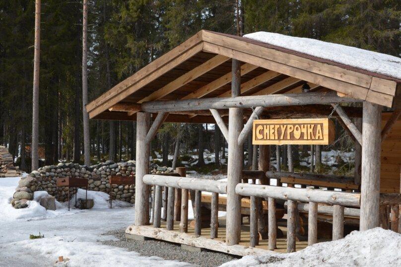 2-х местный с одной кроватью, улица Чкалова, 30, Медвежьегорск - Фотография 5