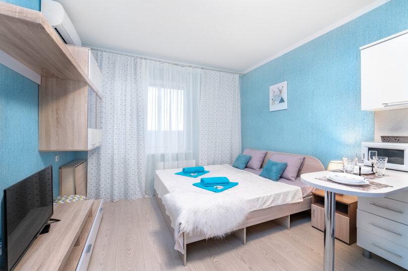 1-комн. квартира, 26 кв.м. на 2 человека, улица Лавочкина, 29, Краснодар - Фотография 2