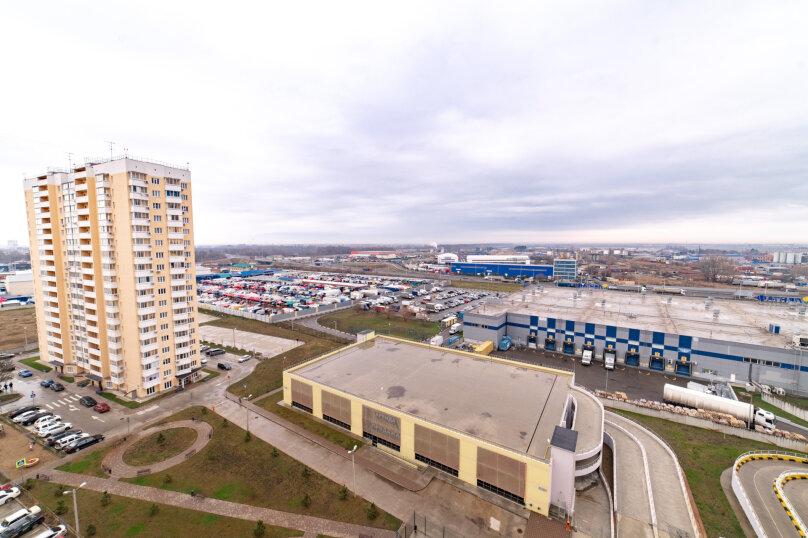1-комн. квартира, 26 кв.м. на 2 человека, улица Лавочкина, 29, Краснодар - Фотография 8
