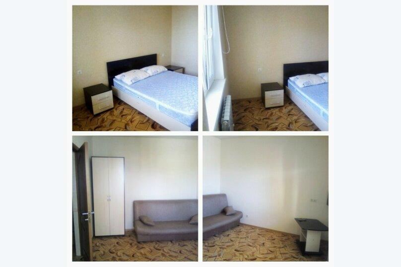 2х комнатный номер , Абинская улица, 18, Голубая бухта, Геленджик - Фотография 3