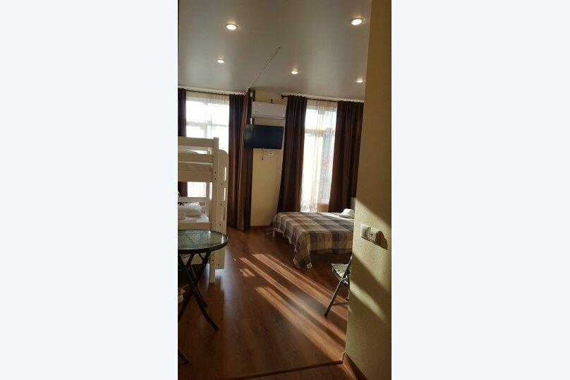 1-комн. квартира, 24 кв.м. на 4 человека, Хадыженская улица, 121, Сочи - Фотография 3