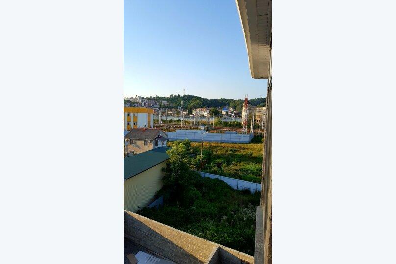1-комн. квартира, 24 кв.м. на 4 человека, Хадыженская улица, 121, Сочи - Фотография 23