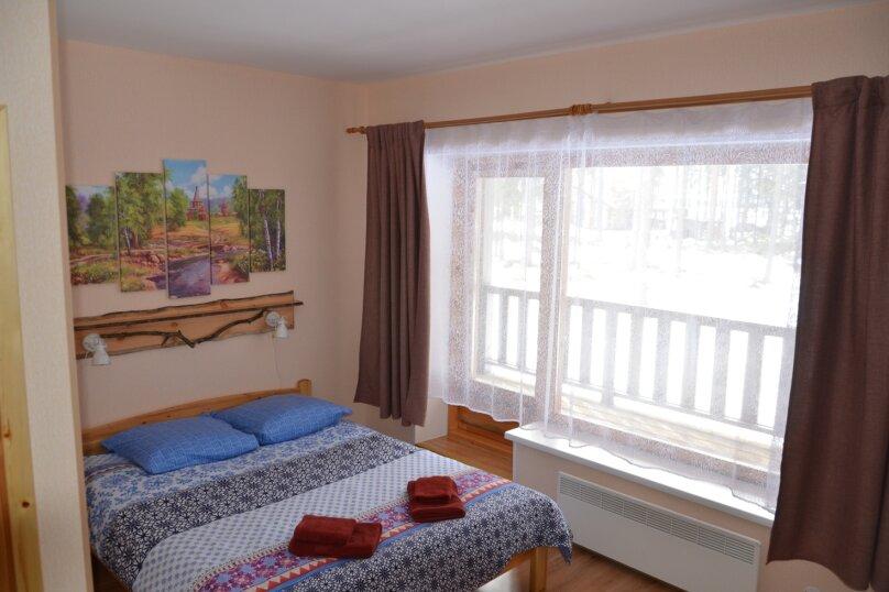 2-х местный с одной кроватью, улица Чкалова, 30, Медвежьегорск - Фотография 1