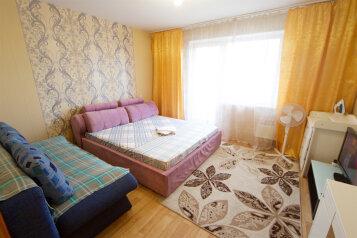 1-комн. квартира на 4 человека, улица 78-й Добровольческой Бригады, 21, Красноярск - Фотография 1