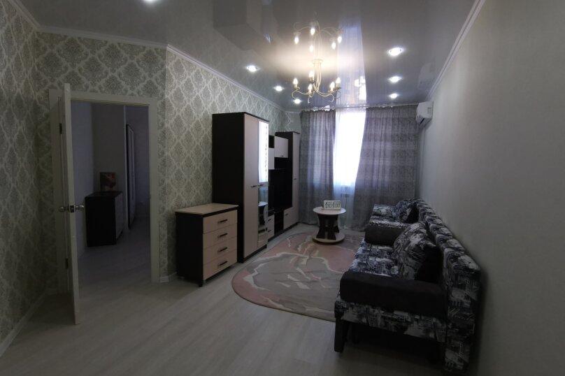 2-комн. квартира, 61 кв.м. на 4 человека, , , Анапа - Фотография 2