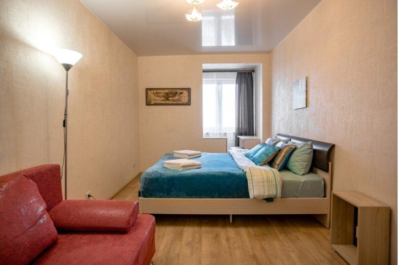 2-комн. квартира, 70 кв.м. на 8 человек, улица Курчатова, 5В, Челябинск - Фотография 8