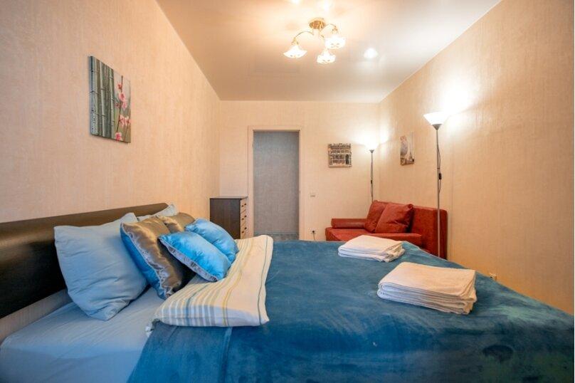 2-комн. квартира, 70 кв.м. на 8 человек, улица Курчатова, 5В, Челябинск - Фотография 11