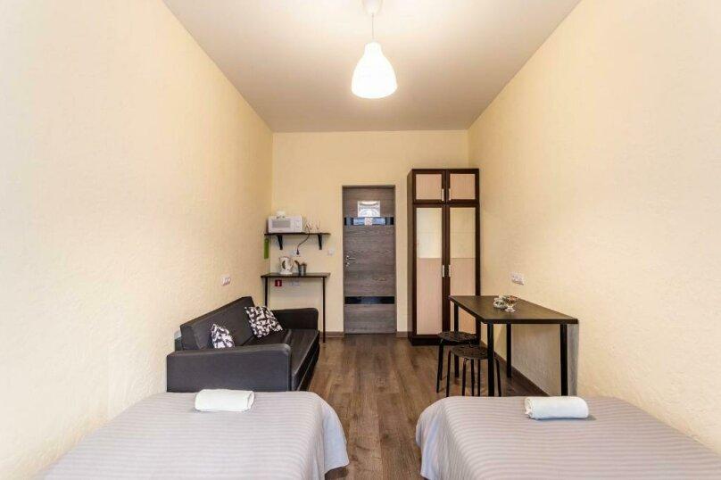 Бюджетный двухместный номер с 2 отдельными кроватями, Загородный проспект, 21-23, Санкт-Петербург - Фотография 4
