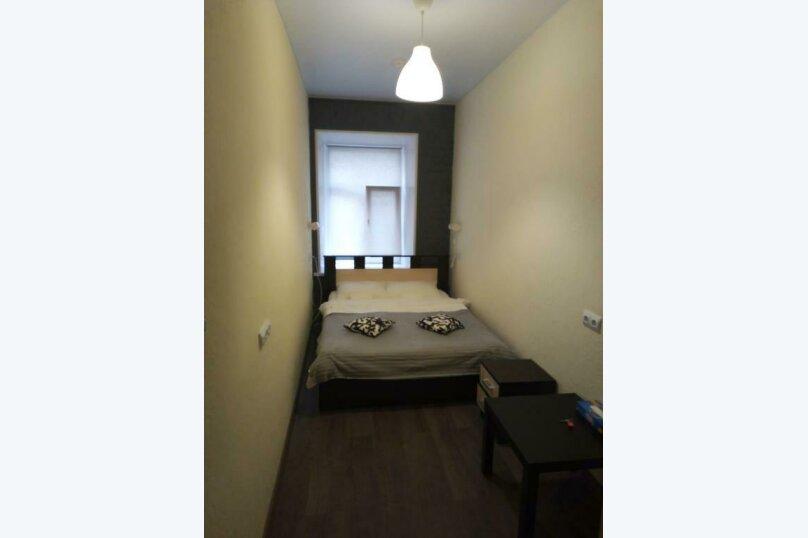 Небольшой двухместный номер с 1 кроватью, Загородный проспект, 21-23, Санкт-Петербург - Фотография 1