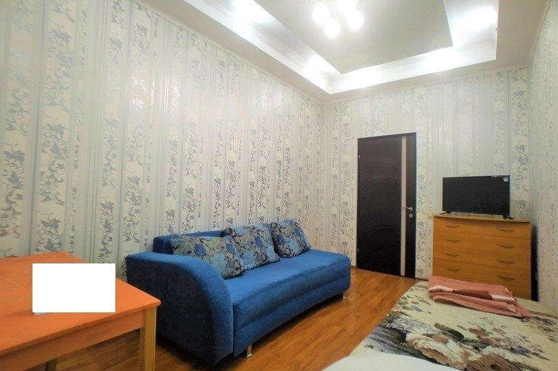 2-комн. квартира, 95 кв.м. на 6 человек, Демократическая улица, 43, Адлер - Фотография 13