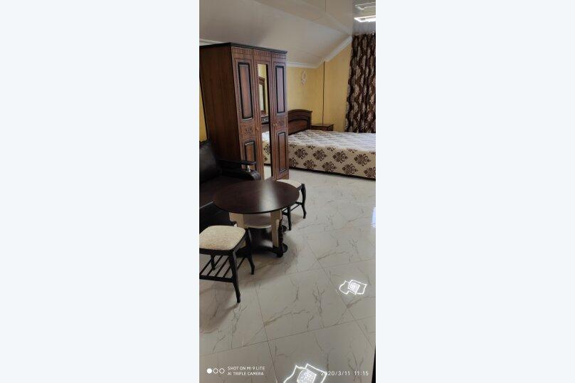 2хмест стандарт +доп диван, улица Самбурова, 81 А, Анапа - Фотография 4