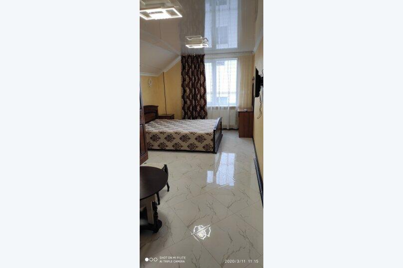 2хмест стандарт +доп диван, улица Самбурова, 81 А, Анапа - Фотография 5
