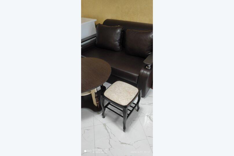 2хмест стандарт +доп диван, улица Самбурова, 81 А, Анапа - Фотография 7