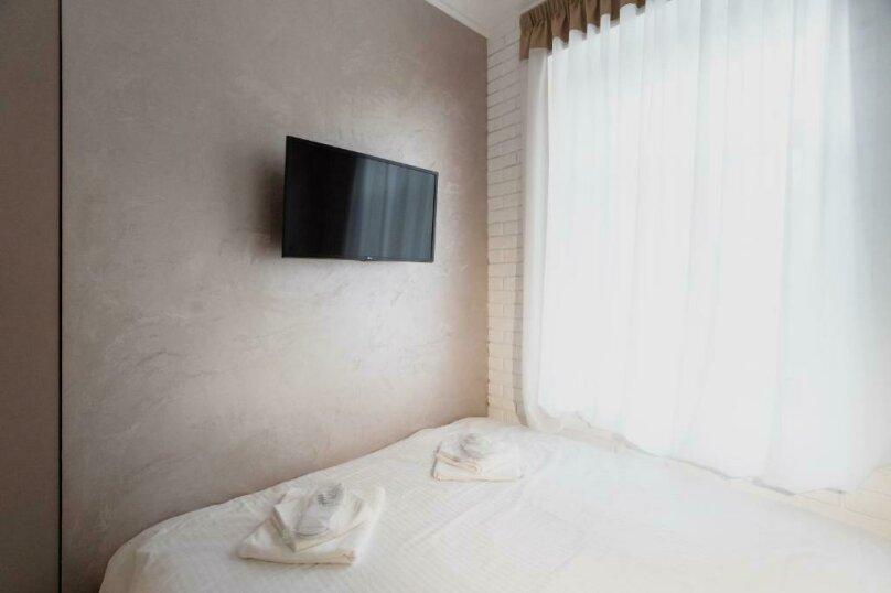 Двухместный номер с 1 кроватью, Лахтинская улица, 23Б, Санкт-Петербург - Фотография 3
