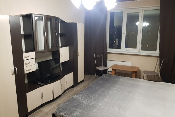 1-комн. квартира, 40 кв.м. на 3 человека, улица Академика Королёва, 8к2, Москва - Фотография 1