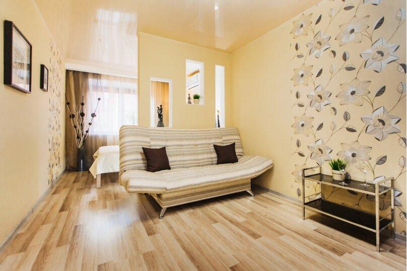 1-комн. квартира, 38 кв.м. на 4 человека, улица 40 лет Победы, 17А, Тольятти - Фотография 3
