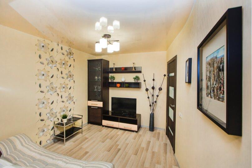 1-комн. квартира, 38 кв.м. на 4 человека, улица 40 лет Победы, 17А, Тольятти - Фотография 6