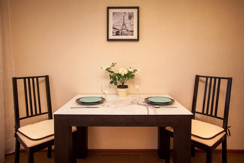 1-комн. квартира, 38 кв.м. на 4 человека, улица 40 лет Победы, 17А, Тольятти - Фотография 8