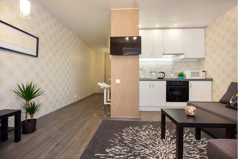 1-комн. квартира, 30 кв.м. на 2 человека, улица 40 лет Победы, 51В, Тольятти - Фотография 4
