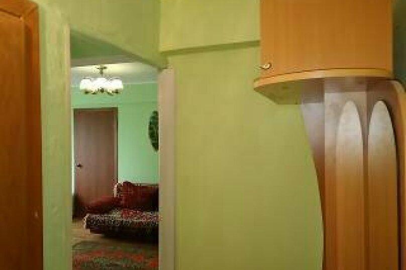 2-комн. квартира, 49 кв.м. на 8 человек, Кольцевая улица, 20, Красноярск - Фотография 3