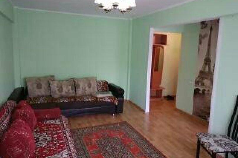 2-комн. квартира, 49 кв.м. на 8 человек, Кольцевая улица, 20, Красноярск - Фотография 8