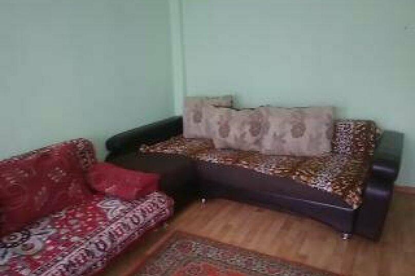 2-комн. квартира, 49 кв.м. на 8 человек, Кольцевая улица, 20, Красноярск - Фотография 14