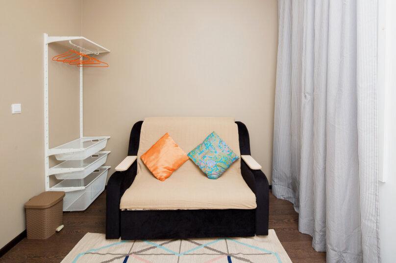 Двухместный номер с собственной ванной комнатой + диван, улица Грязнова, 1Б, Иркутск - Фотография 5