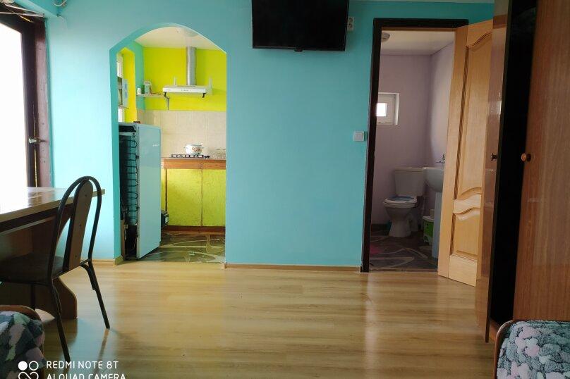 Дом, 30 кв.м. на 4 человека, 1 спальня, Приморская улица, 22Б, Благовещенская - Фотография 3
