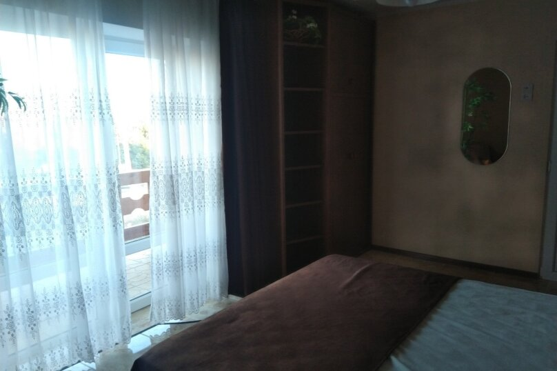 №4 Улучшенный  двухместный  номер , Кипарисная улица, 10П, Черноморское - Фотография 3