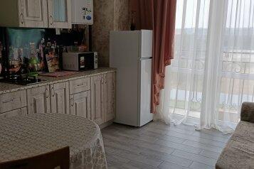 1-комн. квартира, 49 кв.м. на 4 человека, Туристическая улица, 4Гк2А, Геленджик - Фотография 1