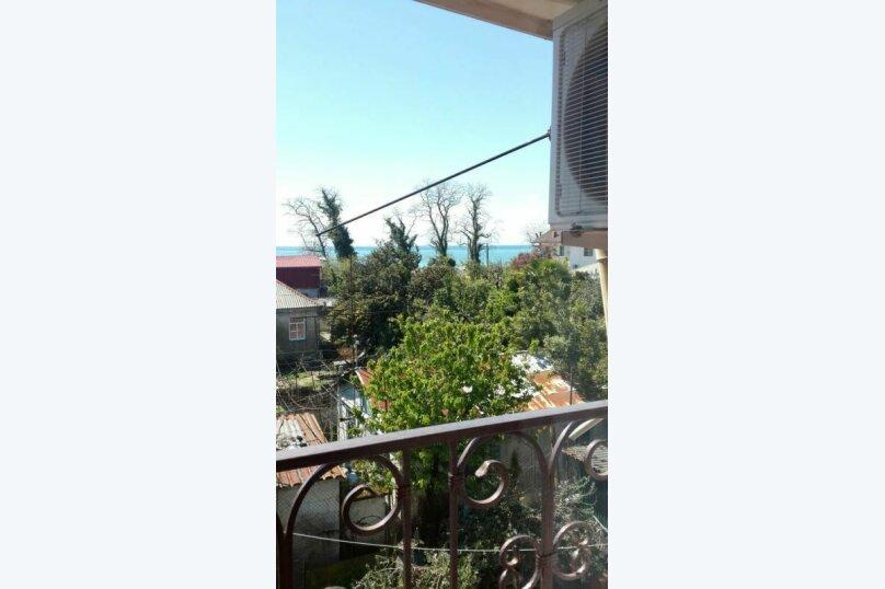 Эконом 3- местный, улица Адлейба, 267, Сухум - Фотография 5