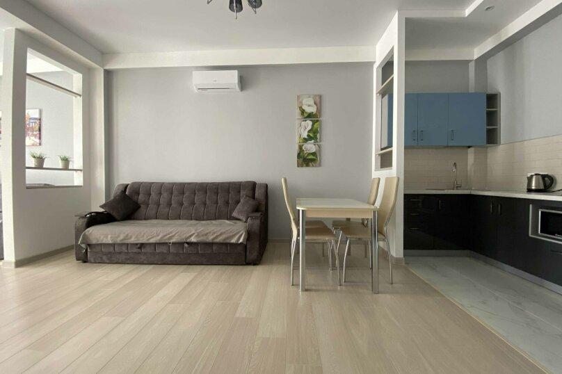2-комн. квартира, 45 кв.м. на 6 человек, Крымская улица, 89, Сочи - Фотография 5