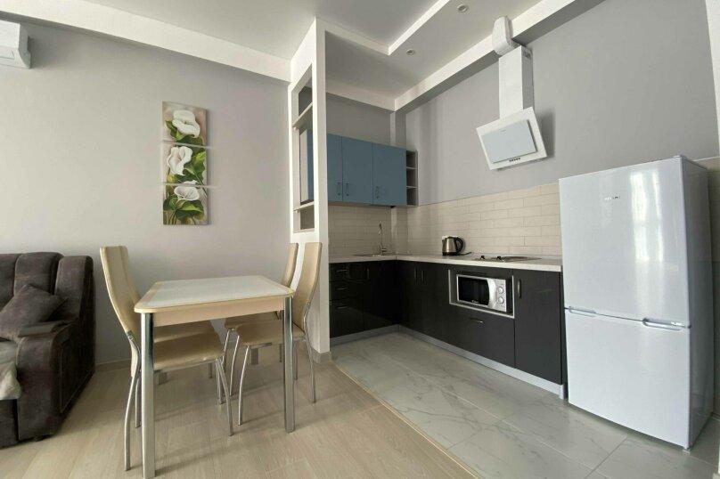 2-комн. квартира, 45 кв.м. на 6 человек, Крымская улица, 89, Сочи - Фотография 6