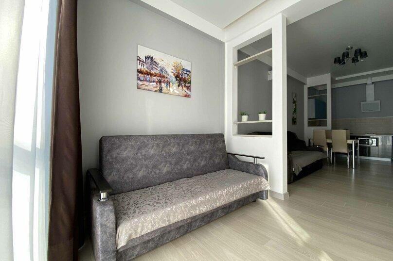 2-комн. квартира, 45 кв.м. на 6 человек, Крымская улица, 89, Сочи - Фотография 9