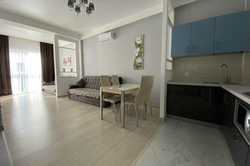 2-комн. квартира, 45 кв.м. на 6 человек, Крымская улица, 89, Сочи - Фотография 10