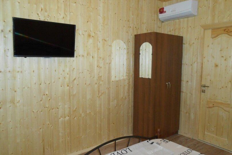 Двухместный номер с большой кроватью, 1-й тупик улицы Адыгаа, 10, Гагра - Фотография 2