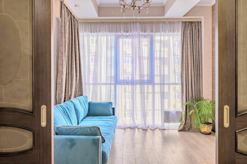 1-комн. квартира, 48 кв.м. на 6 человек, Крымская улица, 89, Сочи - Фотография 1
