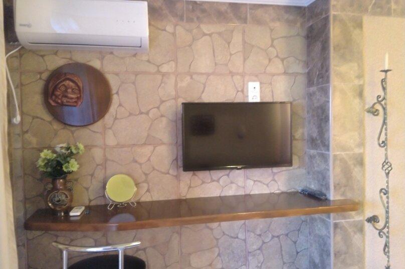 Двухместный номер №7 , Кипарисная улица, 10П, Черноморское - Фотография 5