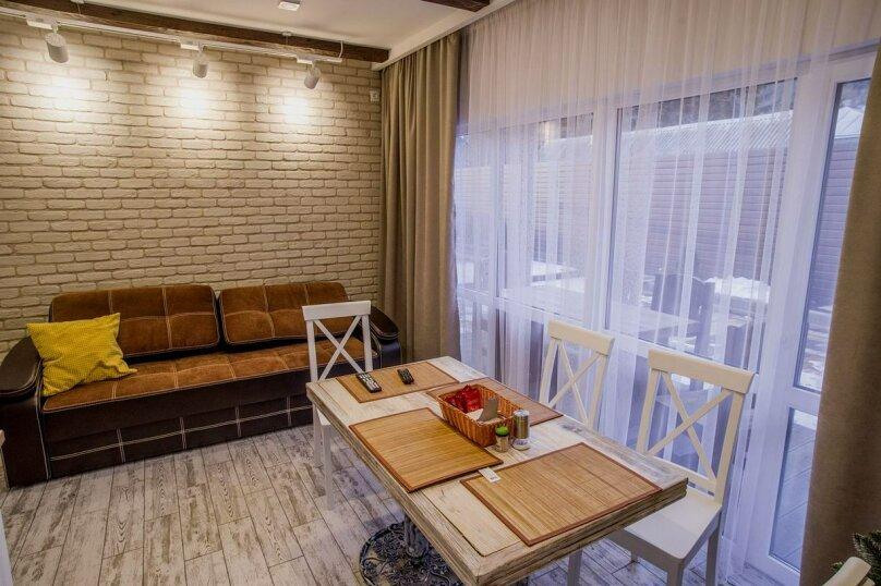 Апартаменты на 4 чел, Алиева, 7А/1, Архыз - Фотография 5