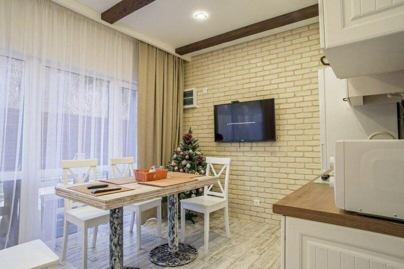 Апартаменты на 4 чел, Алиева, 7А/1, Архыз - Фотография 6