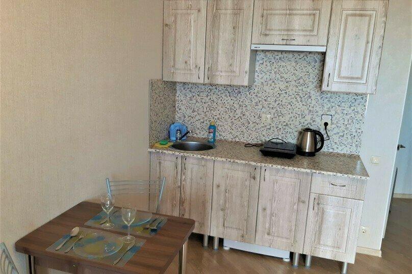 1-комн. квартира, 25 кв.м. на 3 человека, улица Черняховского, 19, Новороссийск - Фотография 11